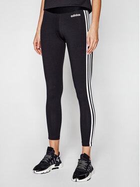 adidas adidas Legíny Essentials 3-Stripes DP2389 Čierna Extra Slim Fit