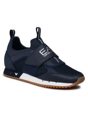EA7 Emporio Armani EA7 Emporio Armani Sneakers X8X066 XK199 N440 Blu scuro