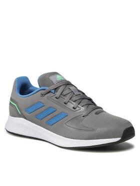 adidas adidas Topánky Runfalcon 2.0 K GZ7421 Sivá