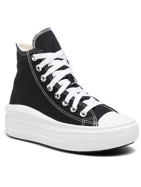 Converse Converse Sneakers aus Stoff Ctas Move Hi 568497C Schwarz