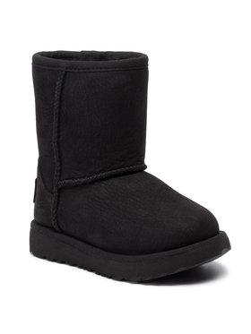 Ugg Ugg Schuhe T Classic Short II Wp 1019646T Schwarz