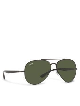 Ray-Ban Ray-Ban Okulary przeciwsłoneczne 0RB3675 002/31 Czarny