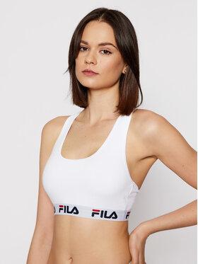 Fila Fila Сутиен-топ FILA FU6042 Бял