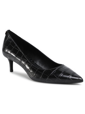 MICHAEL Michael Kors MICHAEL Michael Kors Обувки на ток Sara Flex 40F0SAMP1E Черен