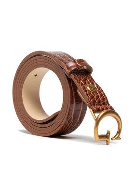 Guess Guess Moteriškas Diržas Raffie Belts BW7495 VIN25 Ruda