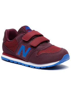 New Balance New Balance Sneakersy YV500TPR Bordowy