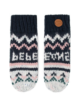 Pepe Jeans Pepe Jeans Rękawiczki Damskie Omar Gloves PL080135 Granatowy