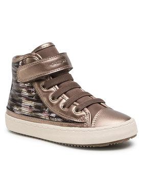 Geox Geox Обувки J Kalispera Girl J J044GJ 0ATAJ C9003 M Златист