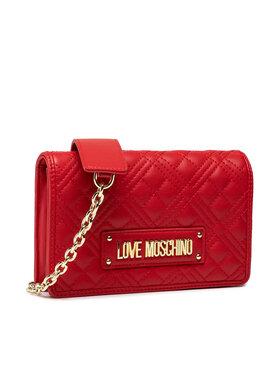 LOVE MOSCHINO LOVE MOSCHINO Дамска чанта JC4130PP1DLA0500 Червен