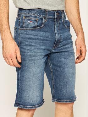 Tommy Jeans Tommy Jeans Τζιν σορτσάκια Rey DM0DM08039 Σκούρο μπλε Relaxed Fit