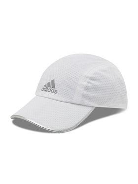 adidas adidas Șapcă Run Mes Cp A. R. GJ8306 Alb