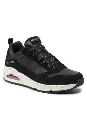 Skechers Skechers Sneakersy Draw 2 232153/BKW Czarny