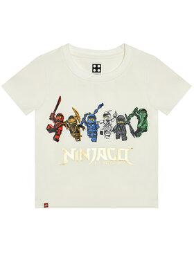 LEGO Wear LEGO Wear T-shirt 12010203 Bianco Regular Fit