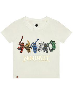 LEGO Wear LEGO Wear T-shirt 12010203 Bijela Regular Fit