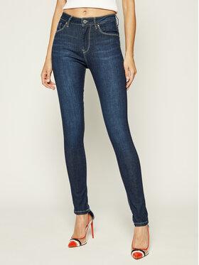 Pepe Jeans Pepe Jeans Straight Leg Farmer PL200398BA72 Sötétkék Skinny Fit