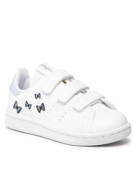 adidas adidas Обувки Stan Smith Cf C H06561 Бял