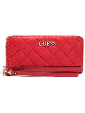 Guess Guess Nagy női pénztárca Illy (VG) Slg SWVG79 70460 Piros