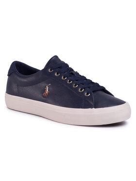 Polo Ralph Lauren Polo Ralph Lauren Sneakersy Longwood 816785024003 Granatowy