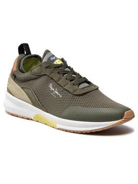 Pepe Jeans Pepe Jeans Sneakers N°22 M PMS30593 Verde