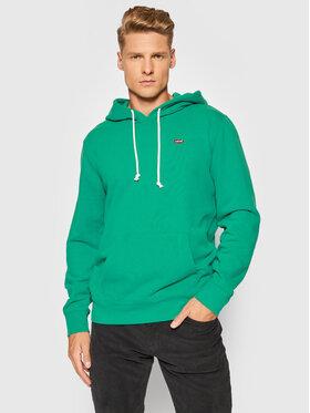 Levi's® Levi's® Majica dugih rukava New Original 34581-0014 Zelena Regular Fit