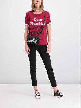 LOVE MOSCHINO LOVE MOSCHINO T-Shirt W4G8601M 3517 Regular Fit