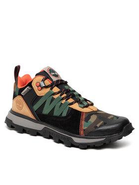 Timberland Timberland Sneakersy Treeline Str Low TB0A2EKN2311 Zelená