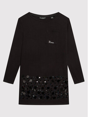 Guess Guess Ежедневна рокля J1BI18 K68D2 Черен Regular Fit