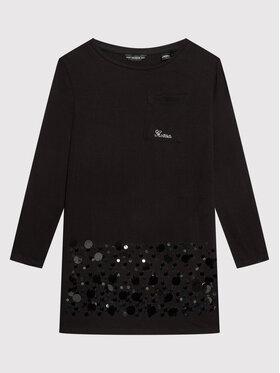 Guess Guess Sukienka codzienna J1BI18 K68D2 Czarny Regular Fit