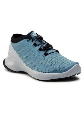 Salomon Salomon Chaussures de trekking Sense Flow 409641 26 W0 Bleu