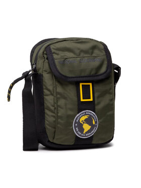 National Geographic National Geographic Geantă crossover Utility Bag N16983.11 Verde