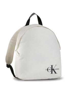 Calvin Klein Jeans Calvin Klein Jeans Sac à dos Round BP35 K60K606869 Blanc