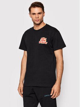 Unfair Athletics Unfair Athletics T-Shirt UNFR21-120 Μαύρο Regular Fit