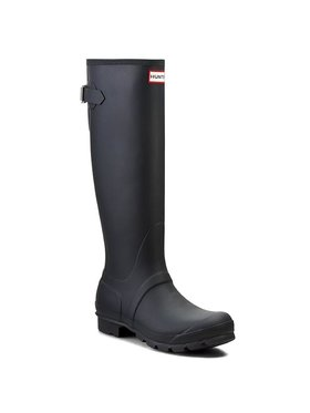 Hunter Hunter Guminiai batai Original Back Adjustable WFT1001RMA Tamsiai mėlyna