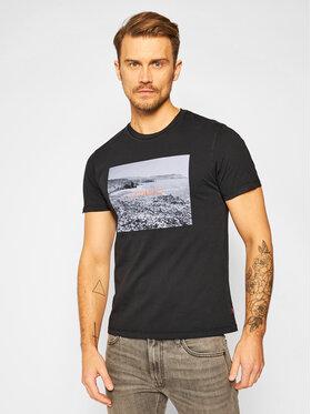 Levi's® Levi's® T-shirt Graphic Crewneck Tee 22491-0743 Crna Regular Fit