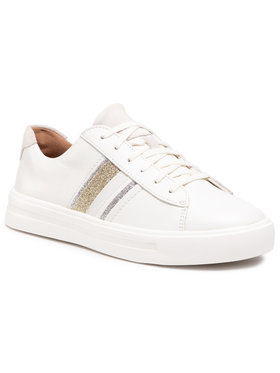 Clarks Clarks Sneakers Un Maui Band 261528254 Bianco