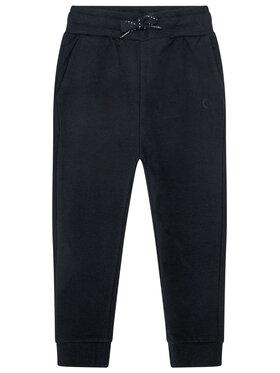 Mayoral Mayoral Teplákové kalhoty 725 Černá Regular Fit
