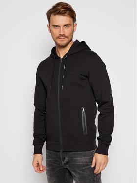 Calvin Klein Calvin Klein Džemperis Spacer Zip Through K10K105724 Juoda Regular Fit