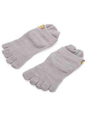 Vibram Fivefingers Vibram Fivefingers Nízké ponožky Unisex Athletic No Show S15N03 Šedá