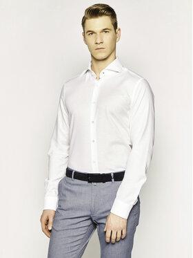 Joop! Joop! Marškiniai 17 Jsh-52Pajos 30019730 Balta Slim Fit