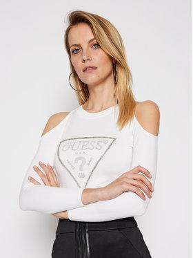Guess Guess Sweater Aurelie W1RR0D Z2NQ0 Fehér Regular Fit