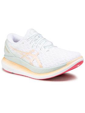 Asics Asics Обувки GlideRide 2 1012B002 Бял
