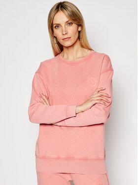 Pinko Pinko Sweatshirt Sano PE 21 BLK01 1G1639 Y72Z Rose Regular Fit