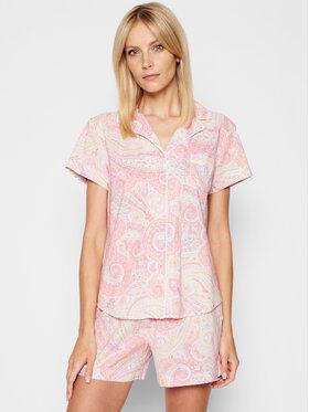 Lauren Ralph Lauren Lauren Ralph Lauren Pižama ILN12079 Rožinė