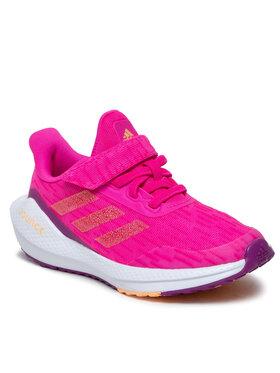 adidas adidas Cipő Eq21 Run El K GY2744 Rózsaszín