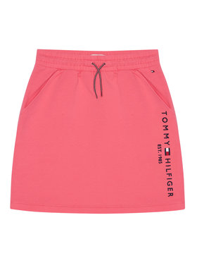 TOMMY HILFIGER TOMMY HILFIGER Jupe Essential Knit KG0KG05325 D Rose Regular Fit