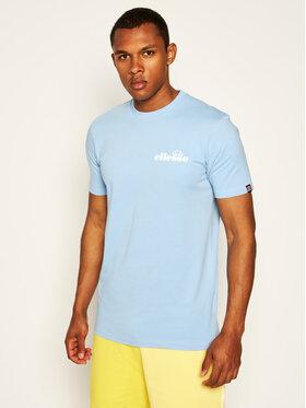 Ellesse Ellesse T-Shirt Fondato Tee SHE06635 Niebieski Regular Fit