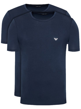 Emporio Armani Underwear Emporio Armani Underwear Lot de 2 t-shirts 111267 1P720 27435 Bleu marine Regular Fit