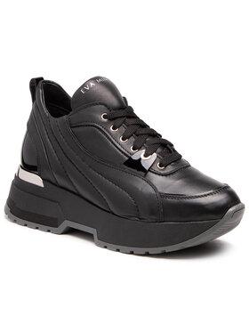 Eva Minge Eva Minge Sneakersy EM-49-09-001053 Czarny