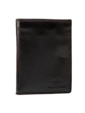 Wittchen Wittchen Veľká pánska peňaženka 21-1-023-10 Čierna