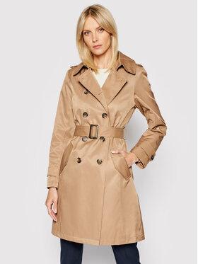 Lauren Ralph Lauren Lauren Ralph Lauren Trench-coat Hrn Bckl 297811040003 Marron Regular Fit